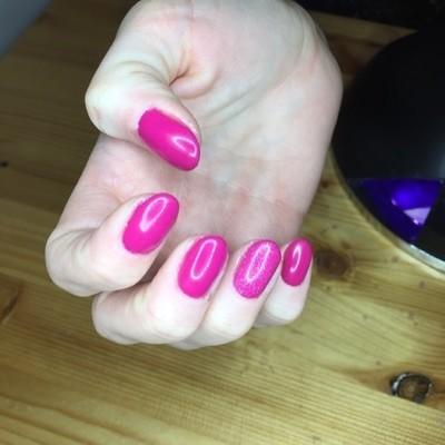 Nagels enzo  - Manicure